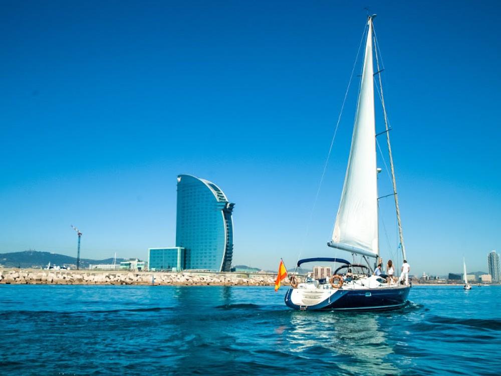 Ein Jeanneau Jeanneau Sun Odyssey 54DS mieten in Barcelona