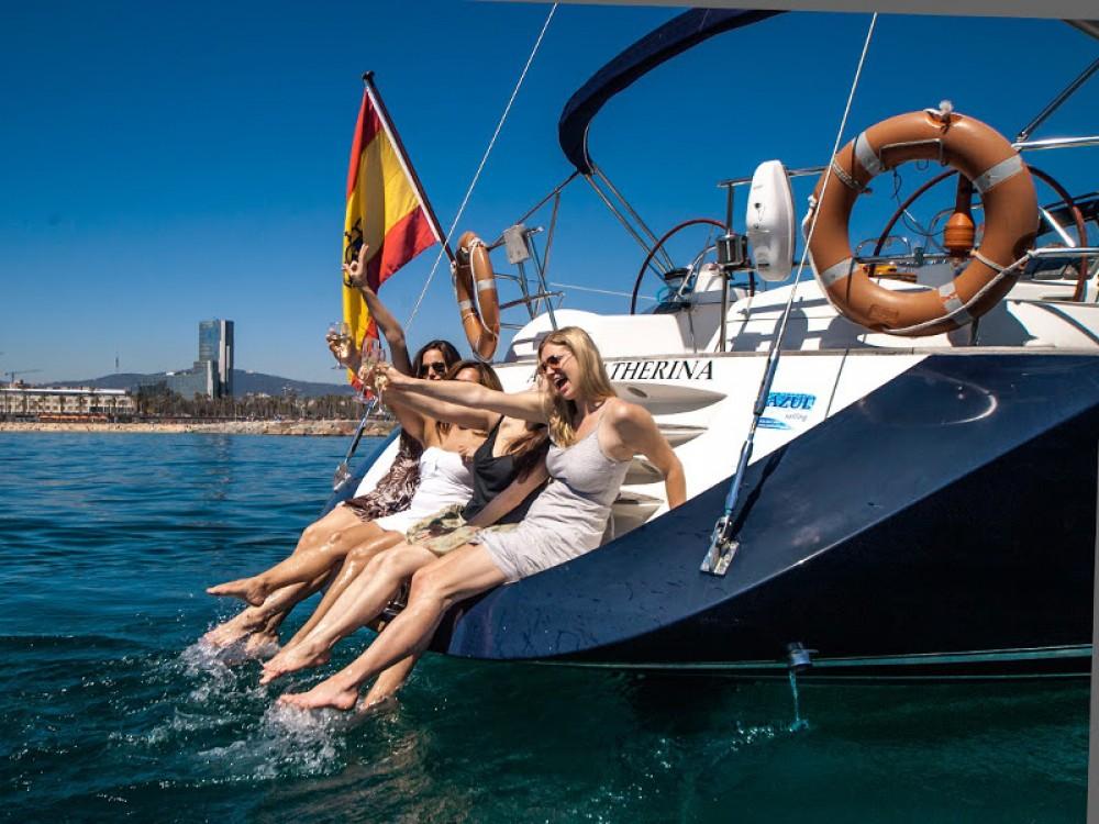 Yacht-Charter in Barcelona - Jeanneau Jeanneau Sun Odyssey 54DS auf SamBoat