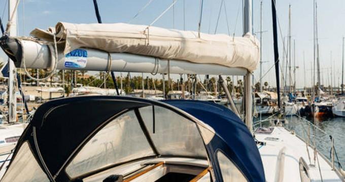 Segelboot mieten in Barcelona - Bénéteau Oceanis 43