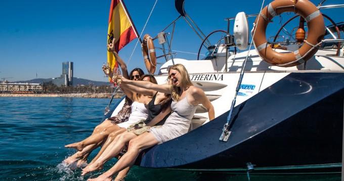 Bootsverleih Palma de Mallorca günstig Jeanneau Sun Odyssey 54DS