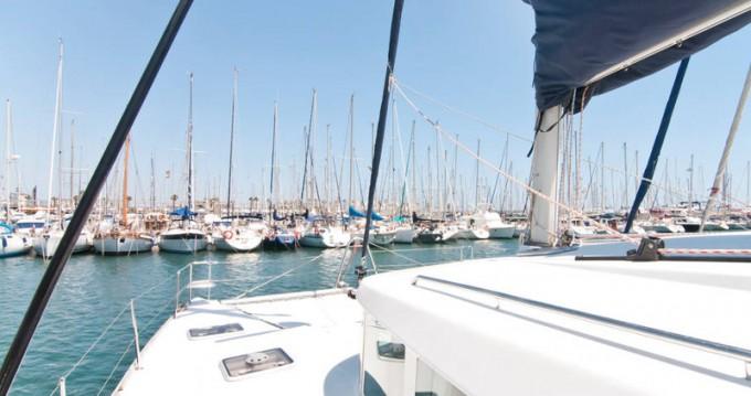 Bootsverleih Lagoon Lagoon 440 Barcelona Samboat
