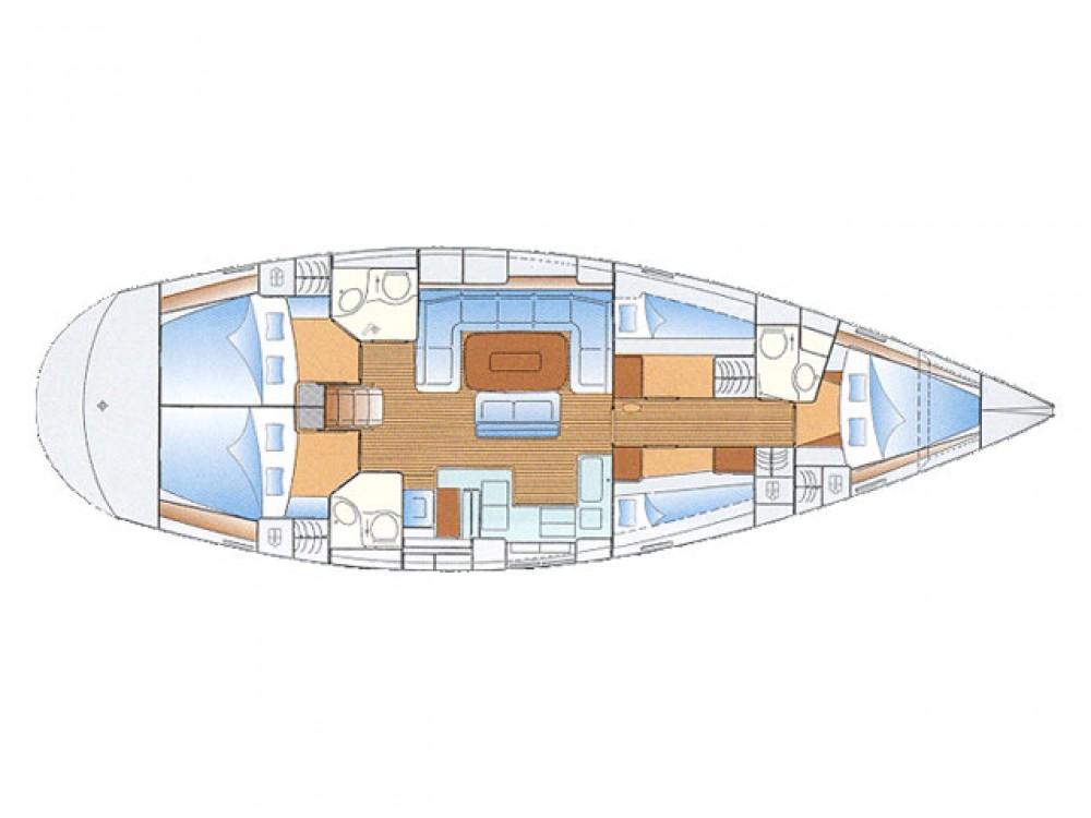 Ein Bavaria Bavaria 50 Cruiser mieten in Sitges