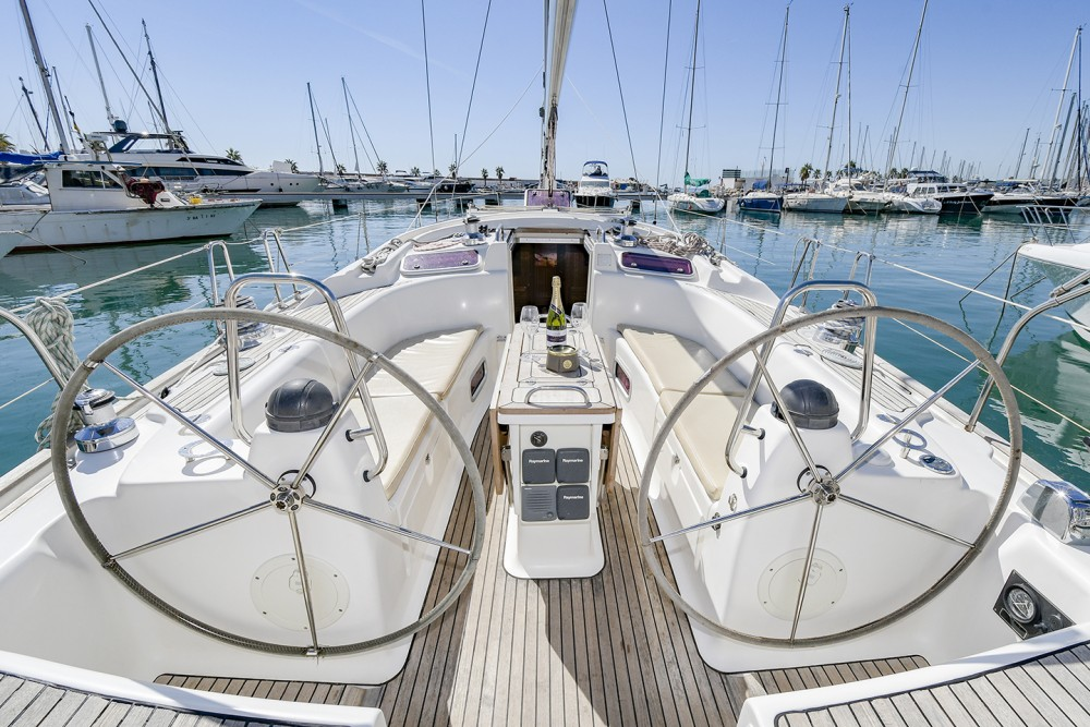 Segelboot mieten in Sitges - Bavaria Bavaria 50 Cruiser