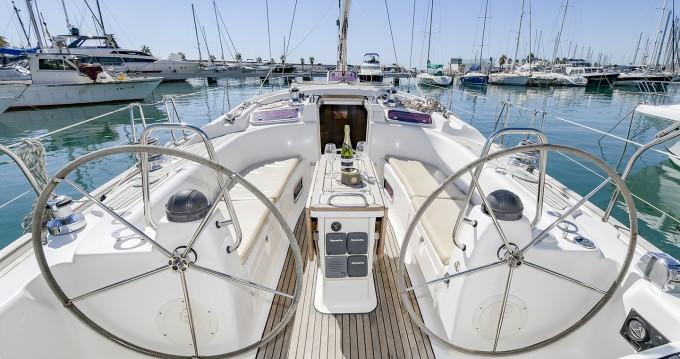 Segelboot mieten in Port de Sitges Aiguadolç - Bavaria Bavaria 50 Cruiser