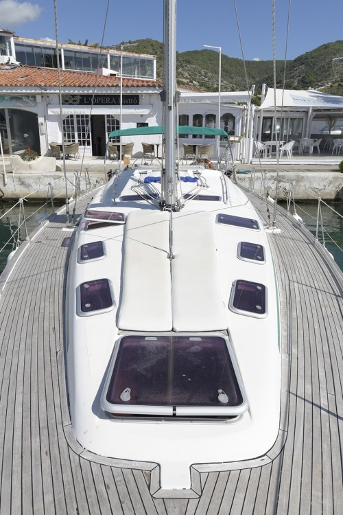 Bootsverleih Sitges günstig Bavaria 50 Cruiser