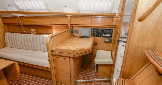 Bootsverleih Port de Sitges Aiguadolç günstig Bavaria 30 Cruiser