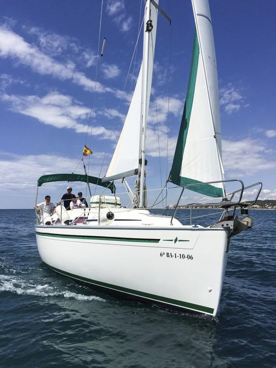 Bootsverleih Sitges günstig Bavaria 30 Cruiser