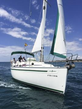 Ein Bavaria Bavaria 30 Cruiser mieten in Port de Sitges Aiguadolç