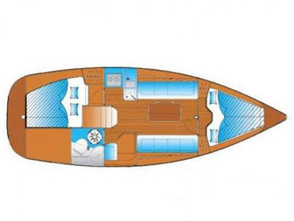 Bootsverleih Bavaria Bavaria 30 Cruiser Sitges Samboat