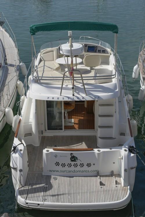 Motorboot mieten in Sitges - Jeanneau Prestige 32