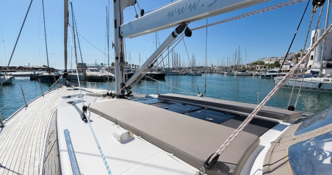 Segelboot mieten in Port de Sitges Aiguadolç zum besten Preis