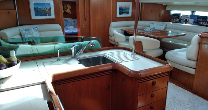 Bootsverleih Jeanneau Sun Odyssey 54 DS Lefkada Samboat