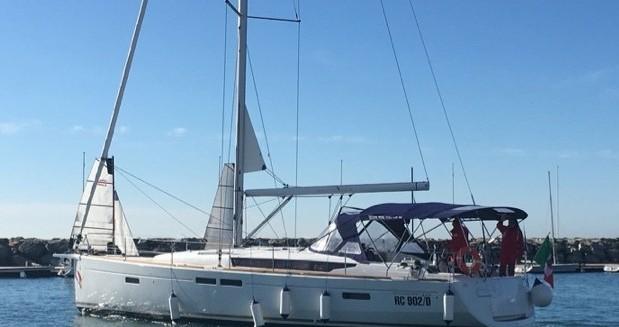 Bootsverleih Bénéteau Oceanis 35.1 Marina di Portorosa Samboat