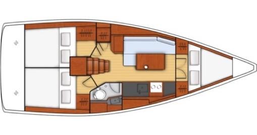 Segelboot mit oder ohne Skipper Bénéteau mieten in Marina di Portorosa