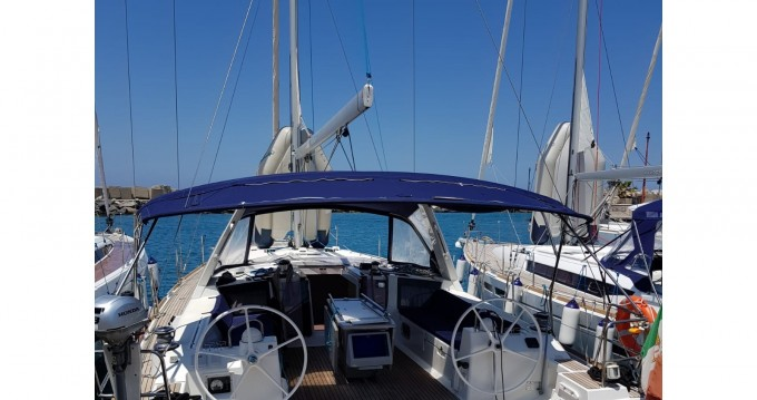 Segelboot mit oder ohne Skipper Bénéteau mieten in Trapani