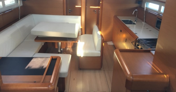 Bootsverleih Jeanneau Sun Odyssey 519 Trapani Samboat