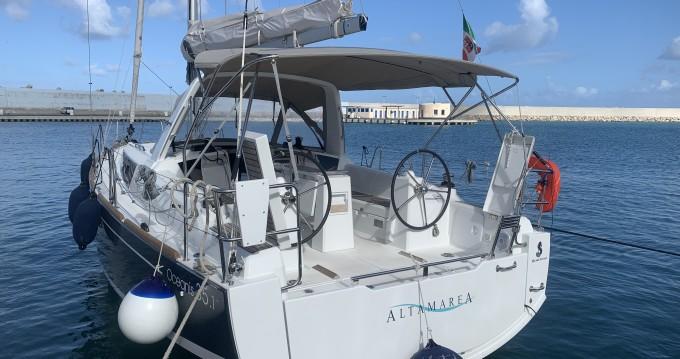 Bootsverleih Bénéteau Oceanis 35.1 Capo d'Orlando Samboat