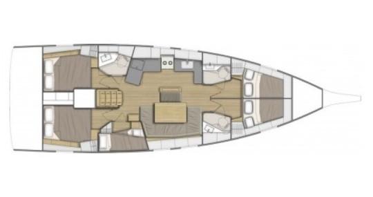 Yacht-Charter in Capo d'Orlando - Bénéteau Oceanis 46.1 auf SamBoat