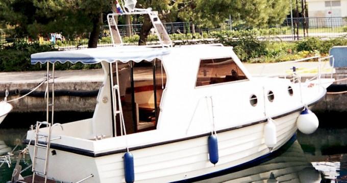 Motorboot mieten in Brbinj - Sas Vektor Adria 28 Luxus