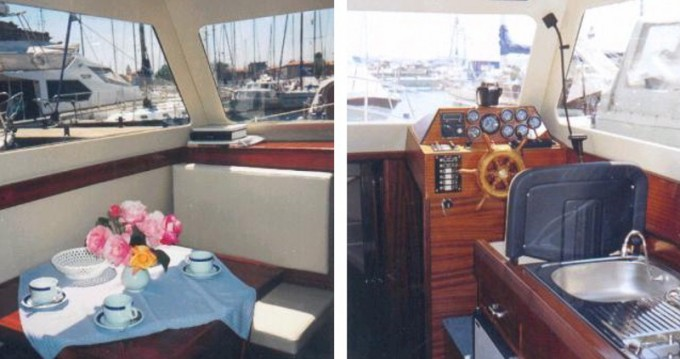 Yacht-Charter in Brbinj - Sas Vektor Adria 28 Luxus auf SamBoat