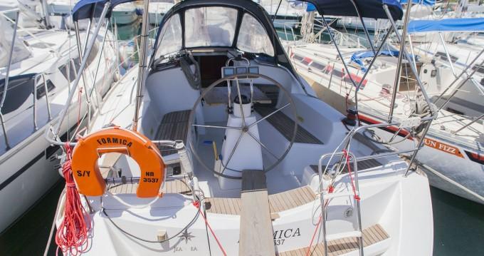 Yacht-Charter in Athen - Jeanneau Sun Odyssey 36i auf SamBoat