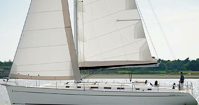 Bootsverleih Bénéteau Cyclades 50.5 Athen Samboat