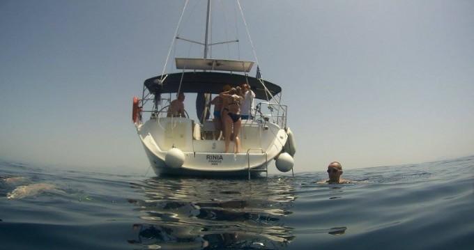 Segelboot mit oder ohne Skipper Bénéteau mieten in Athen
