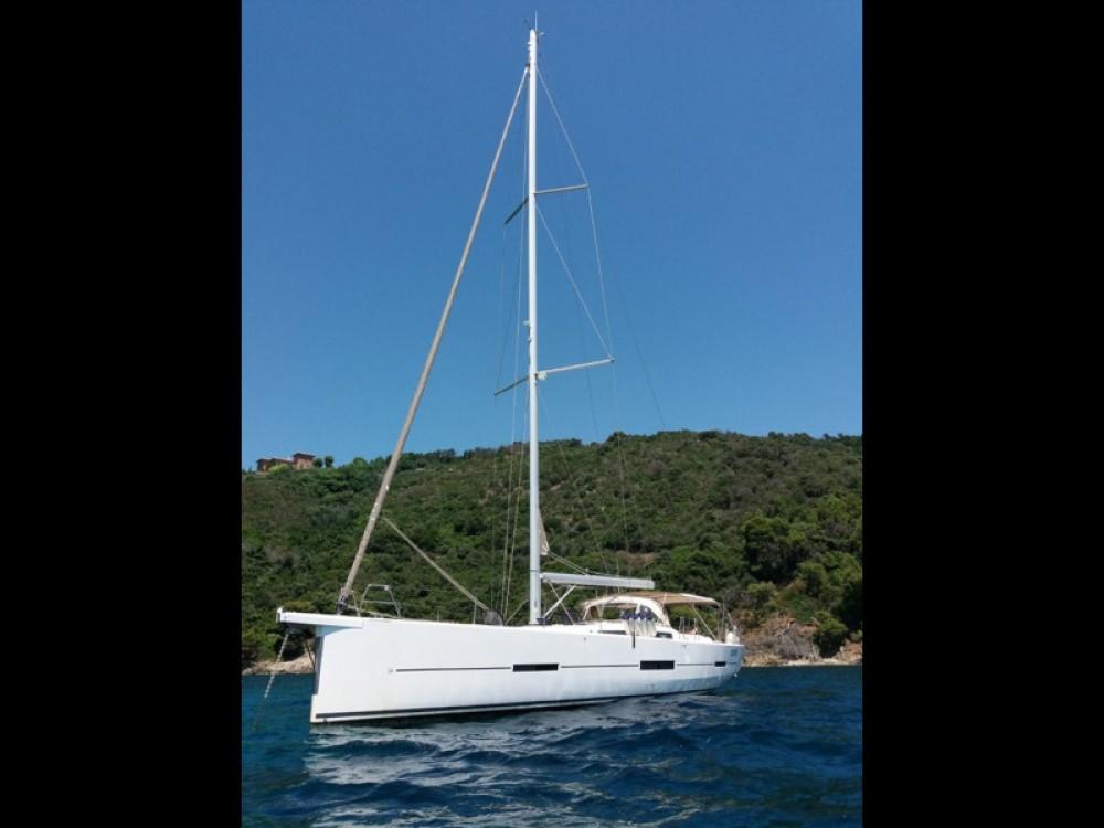 Dufour Dufour 560 Grand Large zwischen Privatpersonen und professionellem Anbieter Capo d'Orlando Marina