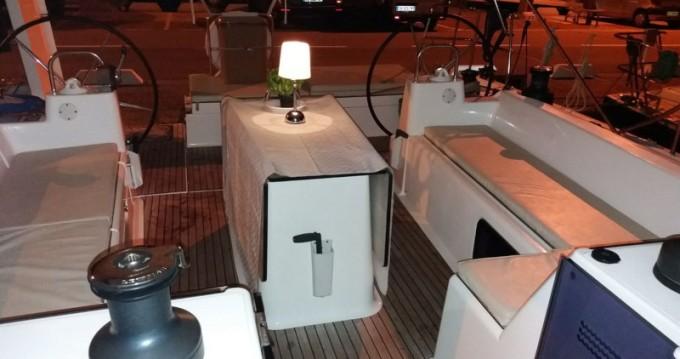 Segelboot mieten in Capo d'Orlando - Dufour Dufour 560 Grand Large