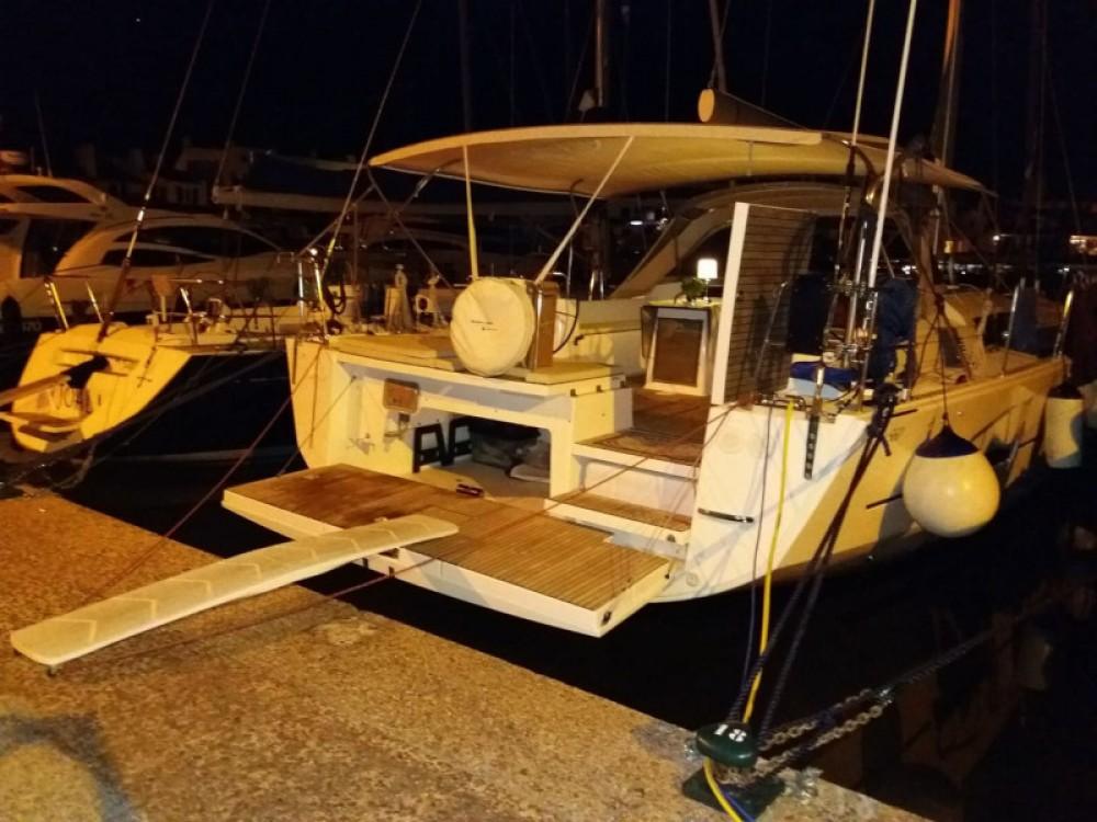 Bootsverleih Capo d'Orlando Marina günstig Dufour 560 Grand Large