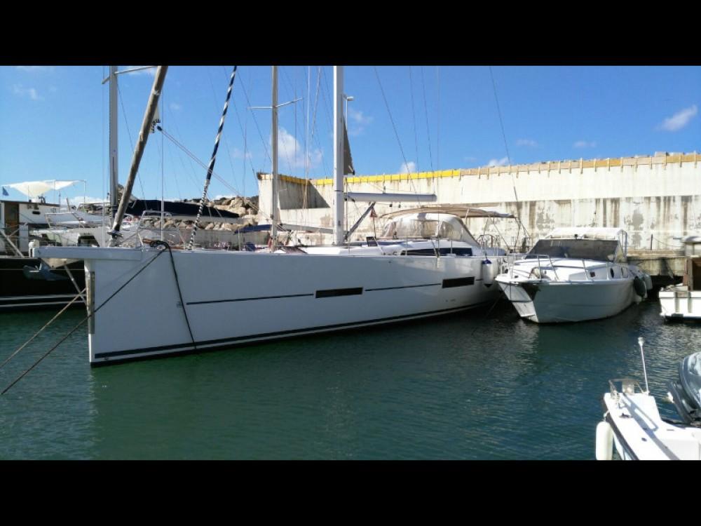 Segelboot mit oder ohne Skipper Dufour mieten in Capo d'Orlando Marina