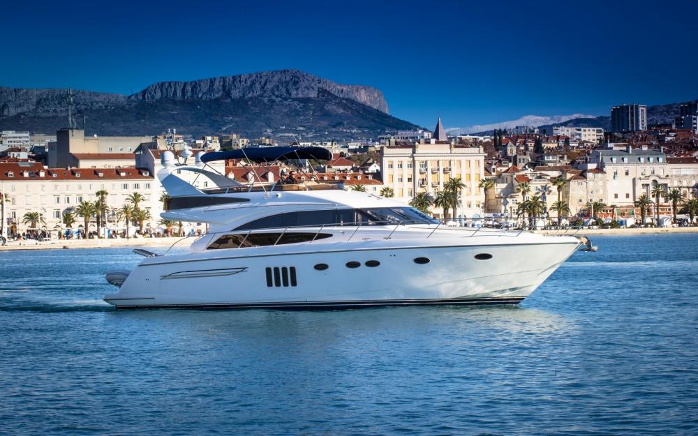 Bootsverleih Princess Princess 62 Split Samboat