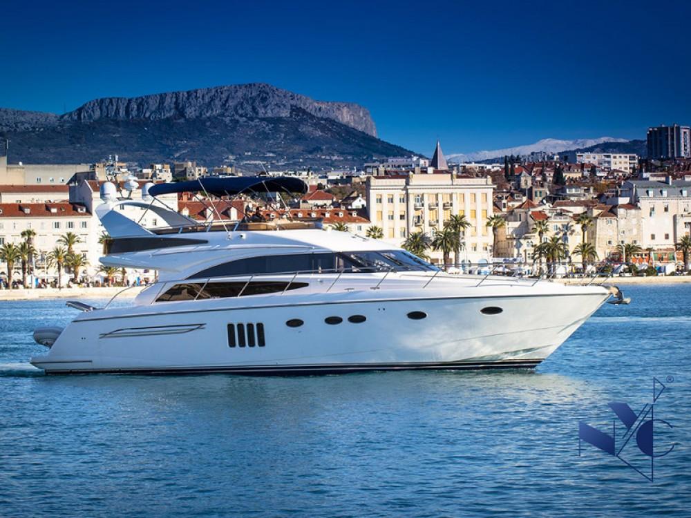 Yachten mit oder ohne Skipper Princess mieten in Split