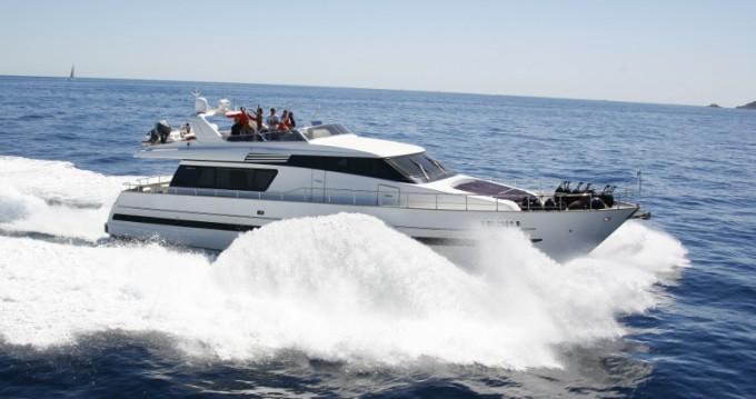 Vermietung Yachten Sanlorenzo mit Führerschein