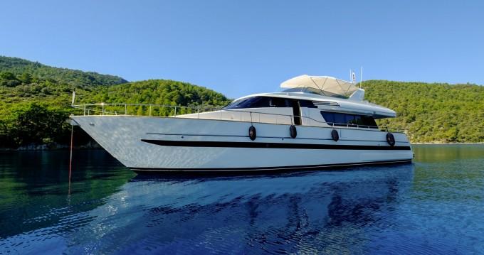 Yacht-Charter in Göcek - Sanlorenzo San Lorenzo 72 auf SamBoat