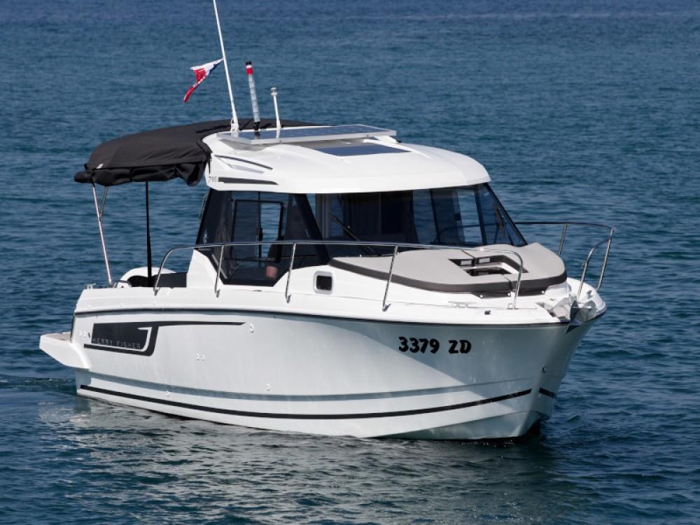 Bootsverleih Jeanneau Merry Fisher 795 Zadar Samboat