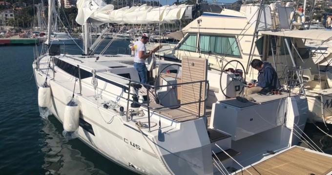 Segelboot mit oder ohne Skipper Bavaria mieten in Palermo