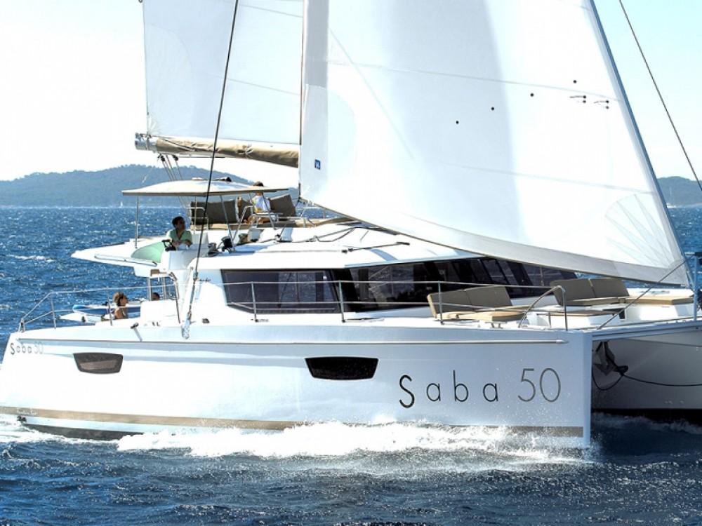Bootsverleih Olbia günstig Saba 50