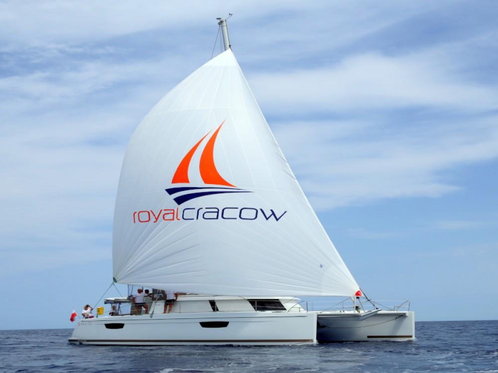 Yacht-Charter in Olbia - Fountaine Pajot Saba 50 auf SamBoat