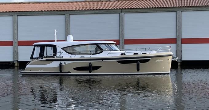 Motorboot mieten in Kortgene -  Jetten 42 MPC
