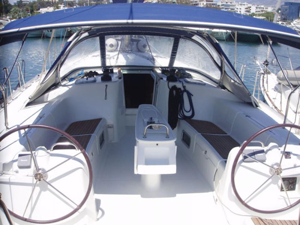 Segelboot mieten in Marina Alimos - Bénéteau Cyclades 50.5