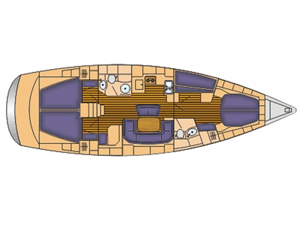 Bootsverleih Álimos günstig Bavaria 46 Cruiser