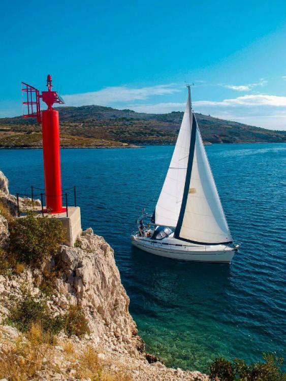 Segelboot mieten in Primošten zum besten Preis