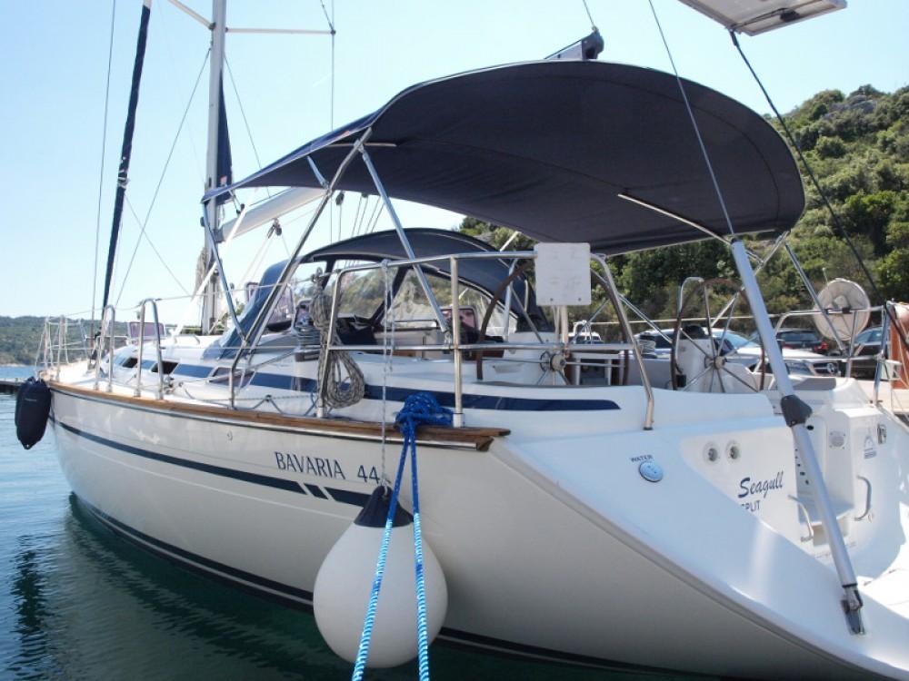Segelboot mieten in Primošten - Bavaria Bavaria 44