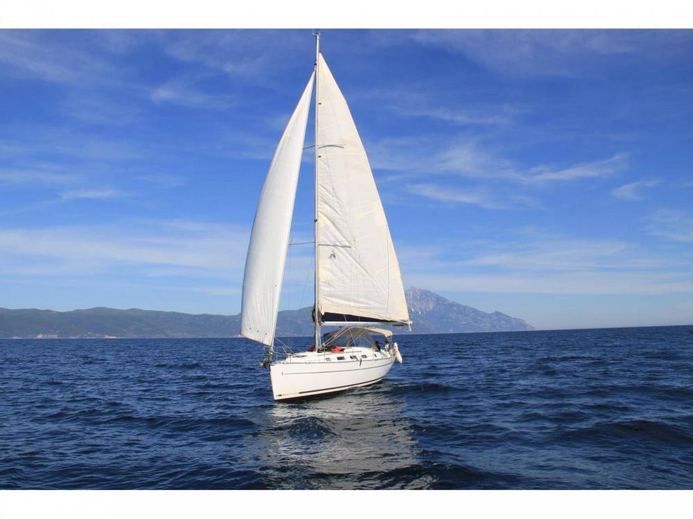 Bootsverleih Bénéteau Cyclades 39.3 Nea Moudania Samboat