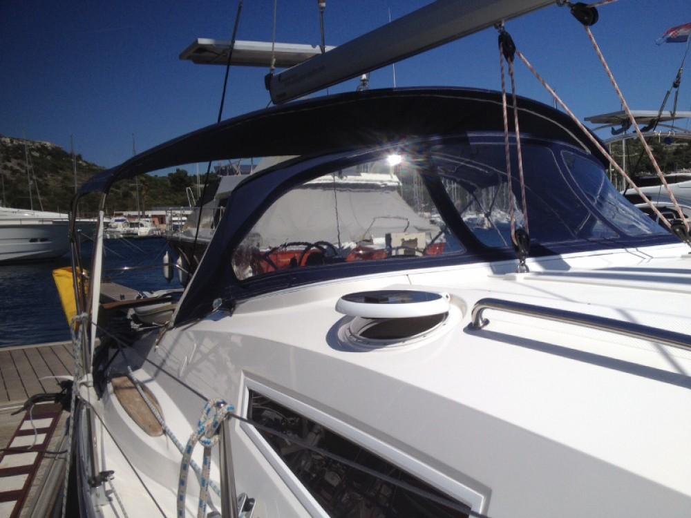 Segelboot mit oder ohne Skipper Elan mieten in Primošten