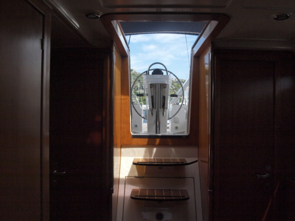 Yacht-Charter in Primošten - Elan Elan 344 Impression auf SamBoat