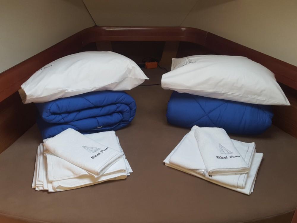 Yacht-Charter in Marina Alimos - Jeanneau Sun Odyssey 42 i auf SamBoat
