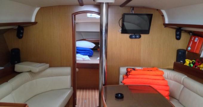 Segelboot mieten in Álimos - Jeanneau Sun Odyssey 42i