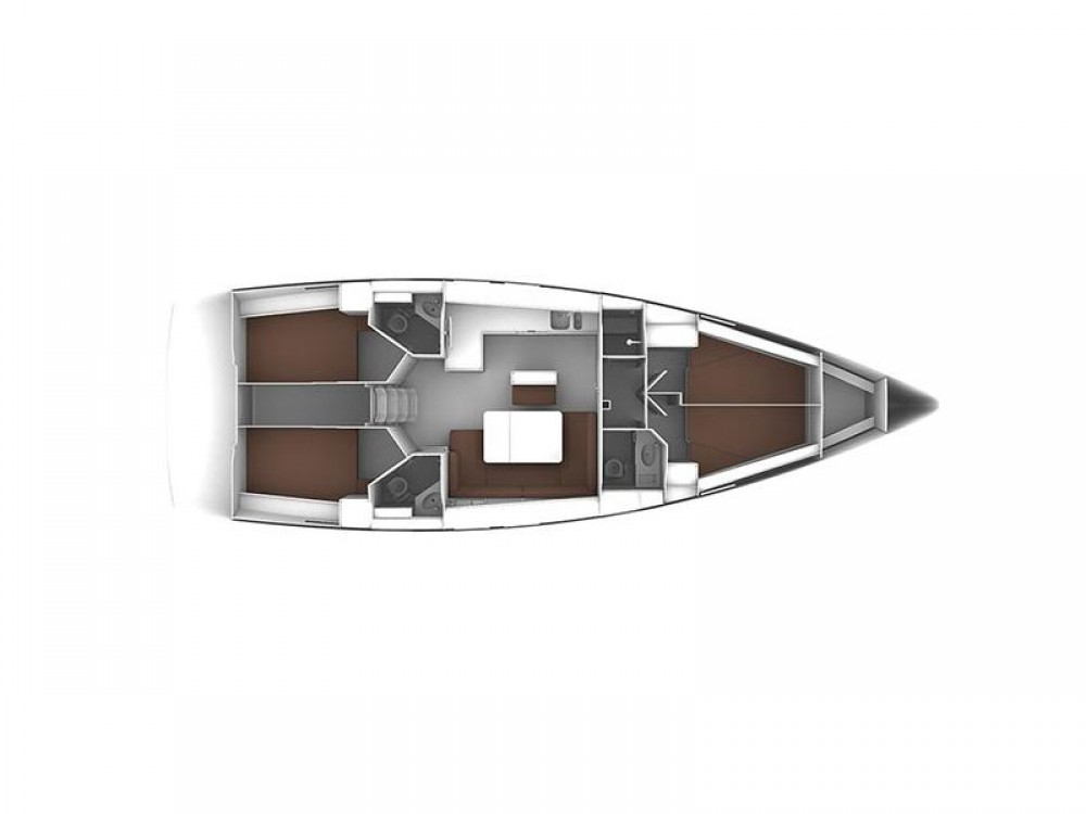 Yacht-Charter in Lefkada - Bavaria Bavaria cruiser 46  auf SamBoat